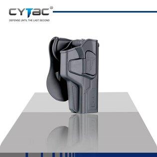 Pištoľové puzdro R-Defender Gen3 Cytac® Glock 34 - čierne