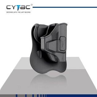 Pištoľové puzdro R-Defender Gen3 Cytac® Ruger LCP .380 - čierne