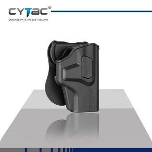 Pištoľové puzdro R-Defender Gen3 Cytac® Sig Sauer P320 Carry / M18 - čierne