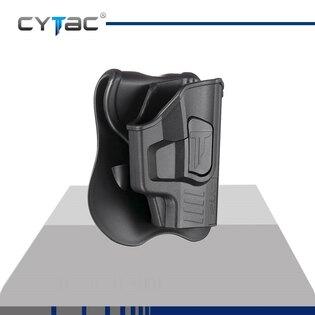 Pištoľové puzdro R-Defender Gen3 Cytac® Sig Sauer P365 - čierne