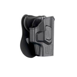 Pištoľové puzdro R-Defender Gen3 Cytac® Sprigfield XD40 - čierne