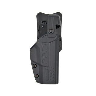 Pištoľové puzdro, služobné Level III Cytac® Sig Sauer SP2022 - čierne