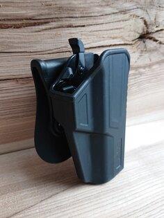Pištoľové puzdro T-ThumbSmart Cytac® Beretta PX4 Storm - čierne