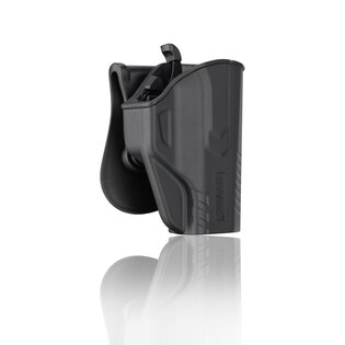 Pištoľové puzdro T-ThumbSmart Cytac® CZ P07 a CZ P09 - čierne