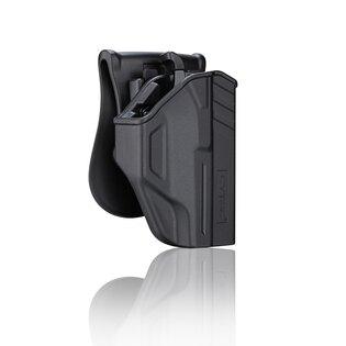 Pištoľové puzdro T-ThumbSmart Cytac® Glock 42 + univerzálne puzdro na zásobník Cytac® - čierne