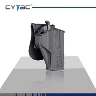 Pištoľové puzdro T-ThumbSmart Cytac® MP 9mm - čierne