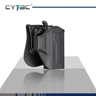 Pištoľové puzdro T-ThumbSmart Cytac® Taurus Millennium G2 - čierne