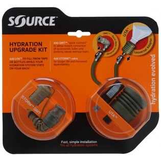 Plniaca redukcia SOURCE® UTA™ + Storm Valve Upgrade - coyote