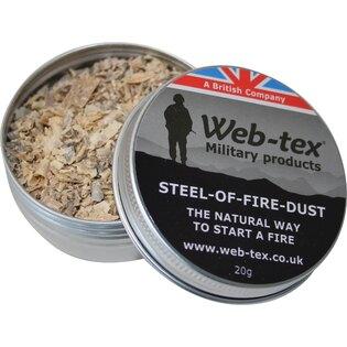 Podpalovač Steel-of-Fire Dust Web-Tex®