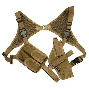 Podpažní pistolové pouzdro CORDURA® Mil-Tec®
