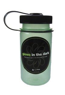 Poľná fľaša Wide Mouth 1 L NALGENE® - svietiaca zelená
