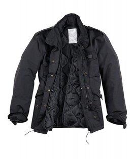 Polní bunda - parka SURPLUS® Hydro US M65 - černá