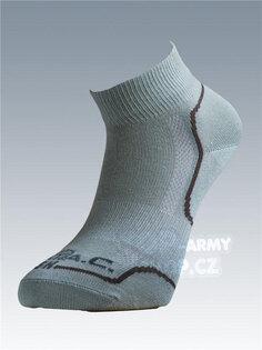 Ponožky se stříbrem Batac Classic short