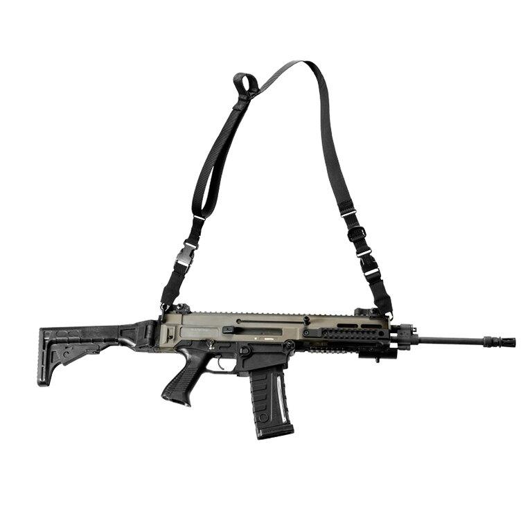 Popruh na útočnou pušku CZ BREN 2,  1-2 bodový