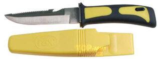 Potápačský nôž Fox® Outdoor s puzdrom na nohu