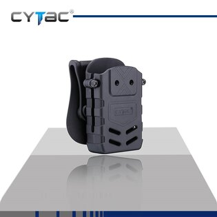 Pouzdro na zásobník Cytac® AR15, M4, M16 s pádlem T Serie - černé