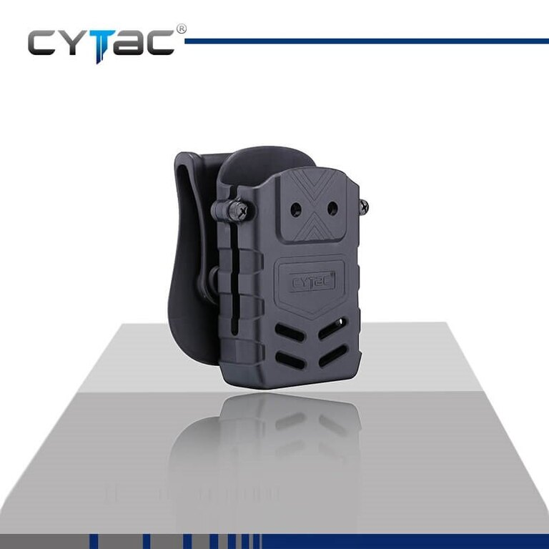 Pouzdro na zásobník s pádlem T Serie Cytac® M16/M4 - černé