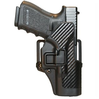 Pouzdro SERPA CQC CARBON BlackHawk® Glock 17, 22, 31