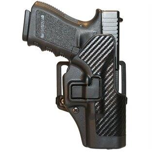 Pouzdro SERPA CQC CARBON BlackHawk® Glock 19, 23, 32, 36