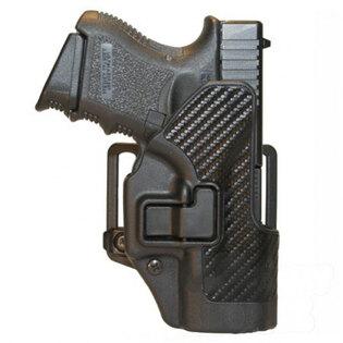 Pouzdro SERPA CQC CARBON BlackHawk® Glock 26, 27, 33