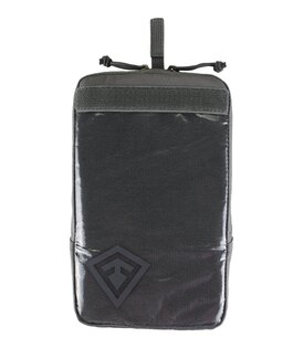 Pouzdro Velcro 6x10 First Tactical® - šedé