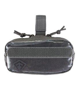 Pouzdro Velcro 6x3 First Tactical® - šedé