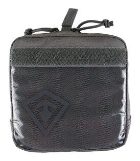 Pouzdro Velcro 6x6 First Tactical® - šedé