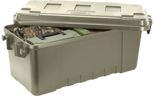 Přepravní box Medium Plano Molding® USA Military - zelený