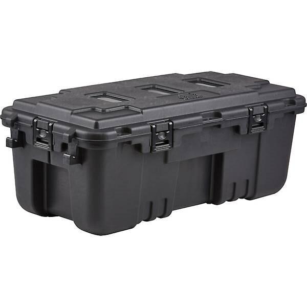 Prepravný box s kolieskami a pántami Plano Molding® Storage Trunk