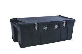 Prepravný box s kolieskami Gorilla® JTT® USA - čierny