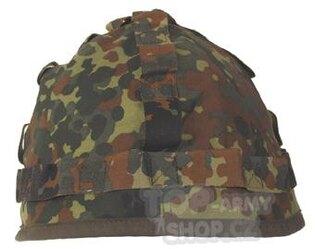 Převlek na helmu originál Bundeswehr nový