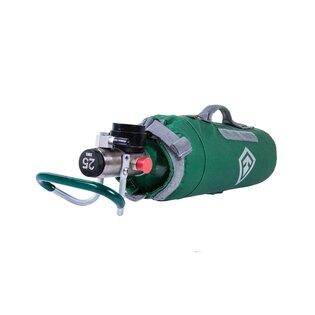 Puzdro na kyslíkovú fľašu Oxygen First Tactical® - zelené
