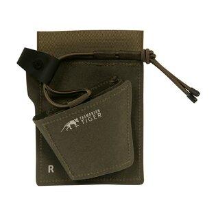 Puzdro na pištoľ Tasmanian Tiger® Internal Holster VL R - olív