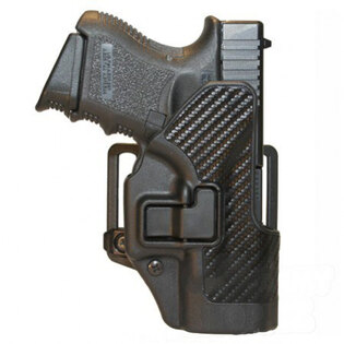 Puzdro SERPA CQC CARBON BlackHawk® Glock 26, 27, 33