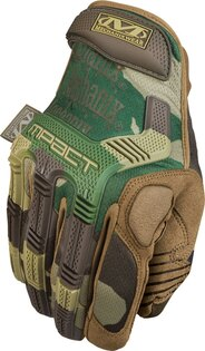 Rukavice MECHANIX WEAR - M-Pact® Covert - Woodland Camo