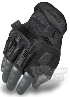 Rukavice MECHANIX WEAR - M-Pact Fingerless - černé