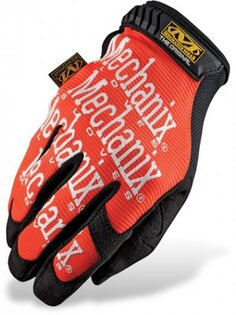 Rukavice MECHANIX WEAR - The Original Covert - oranžové