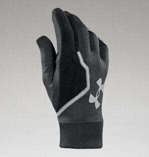 Rukavice UNDER ARMOUR® Engage ColdGear® Infrared - čierne