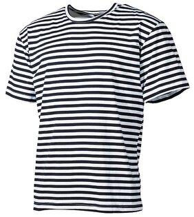 Ruské námornícke tričko MFH® s krátkym rukávom - modré