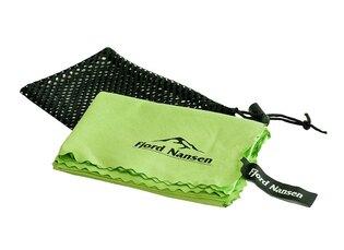 Rýchloschnúci uterák FJORD NANSEN® Tramp Light M Herbal