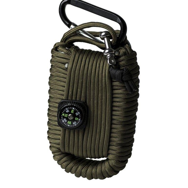 Sada pro přežití Paracord velká Mil-Tec®