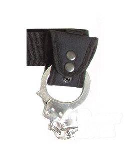 SECURITY opaskový držák na pouta Mil-Tec® - černé