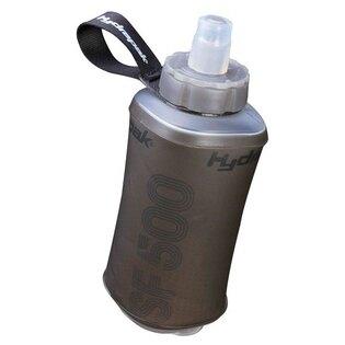 Skladacia fľaša HydraPak® SoftFlask 500 ml - sivá (mammoth grey)