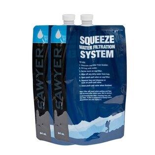 Skladacia fľaša SAWYER® 2 litre, 2 ks