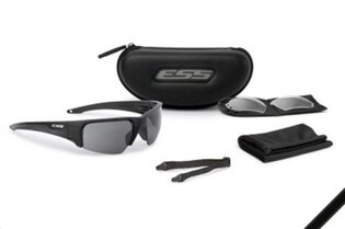 Slnečné okuliare ESS® Crowbar - dymové skla
