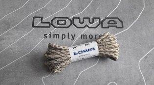 Šnúrky Lowa® 160 cm