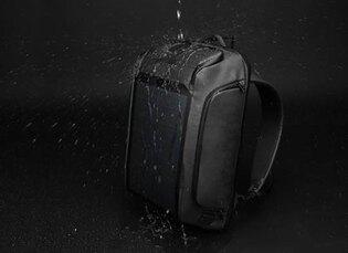 Solárny batoh Beam® - čierny