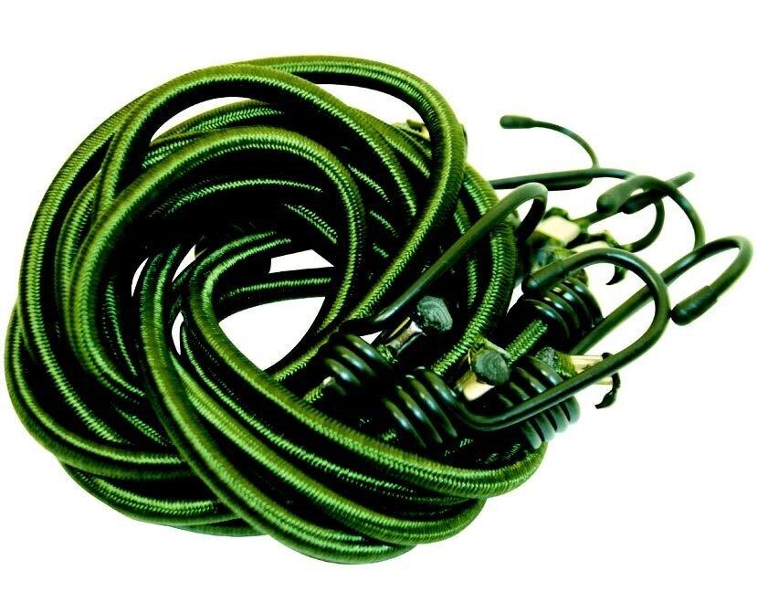 """Sťahovacia guma BCB® """"gumicuk"""" 4 ks - zelená"""