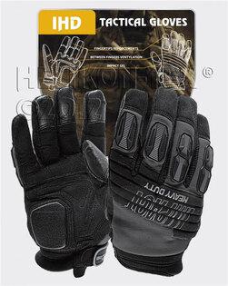 Strelecké gélové rukavice IHD Helikon-Tex® - čierne