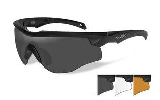 Strelecké okuliare Wiley X® Rogue, súprava